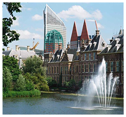 See the Court Pond whilst Sightseeing with Tour The Hague