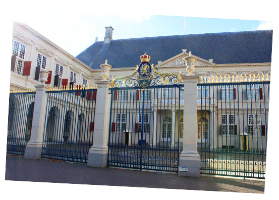 Guided Tours to the Palace Noordeinde in The Hague